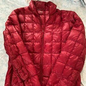 Uniqlo light weight jacket